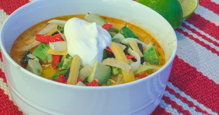 Crockpot White Bean Chicken Chili
