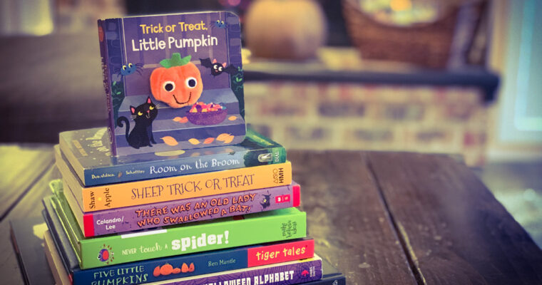 Halloween Reads for Kids